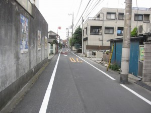 neighborhood of Heiwajima 2
