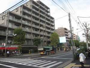 a view of Kan nana in Omorinishi
