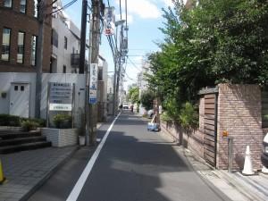 Land Minamiaoyama - neighborhood