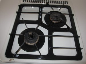 Land Minamiaoyama - gas cooking stove