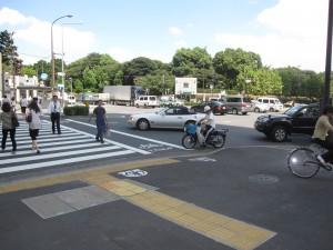 Aoyama 1 chome Crossing