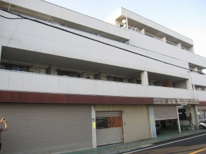 apartment building for investment in Mitaka 3