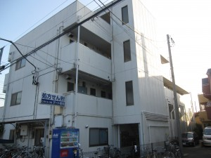 apartment building for investment in Mitaka