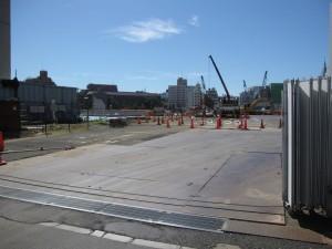 25,000-sq. meter development in Shinjuku 6-chome