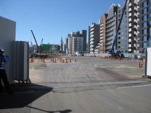 25,000-sq.meter development in Shinjuku 6-chome 2