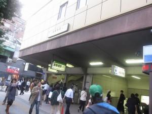 JR Asakusabashi station