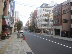 a neighborhood of Asakusabashi