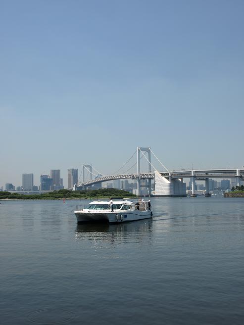 Minato-ku, Tokyo bay view