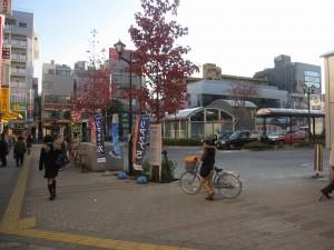 Mizue station