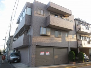 apartments + retail in Mizue