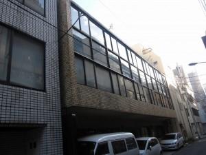 an office building in Akihabara