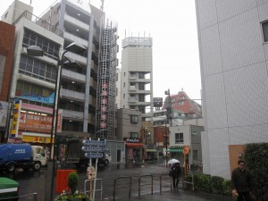 an interesting investment properity in a suburb of Tokyo