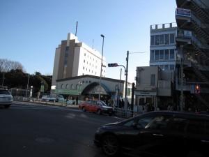 JR Mejiro Station