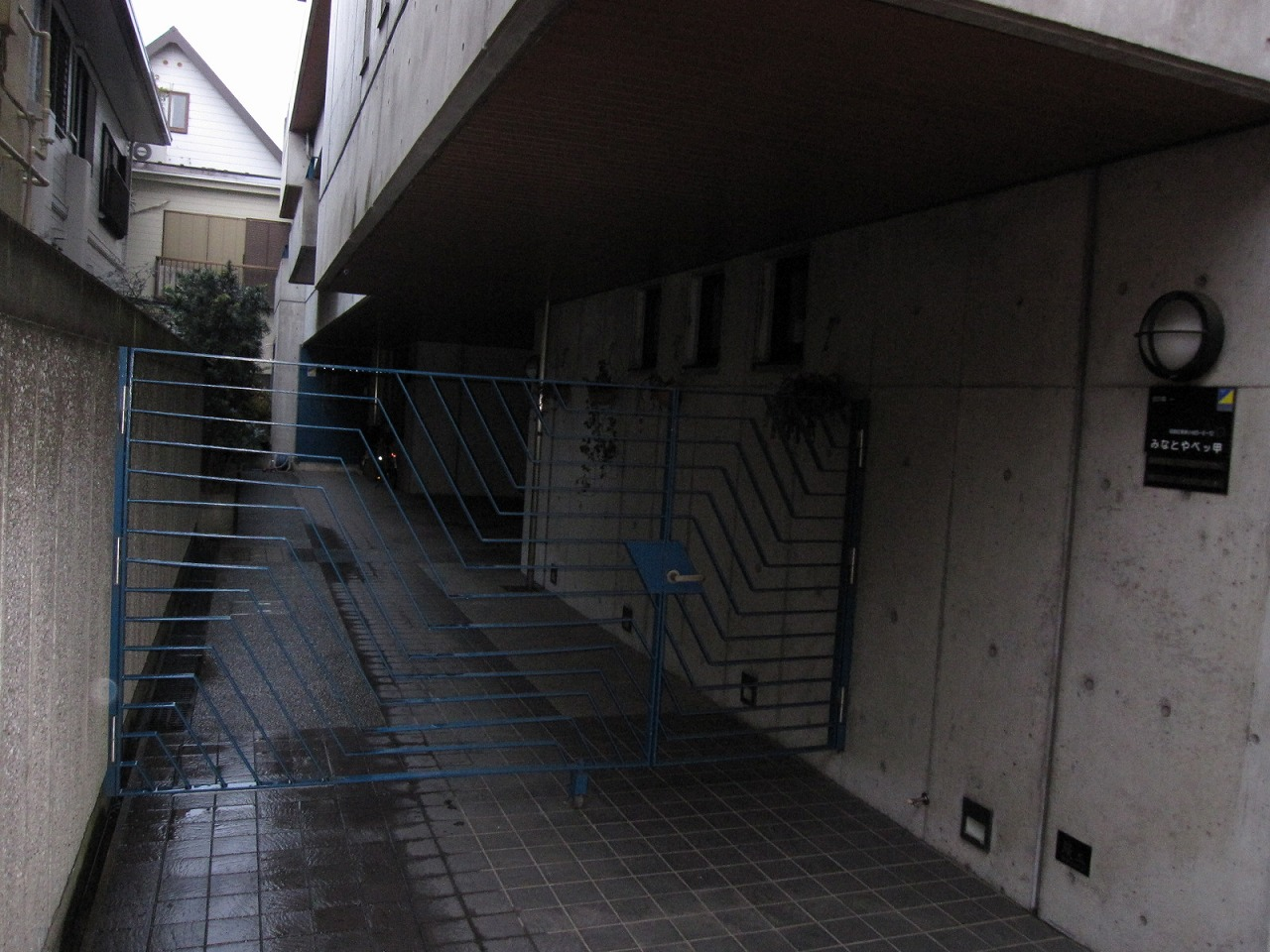 Katsushika ku are you looking for real estate for sale in japan - Corridor entrance ...