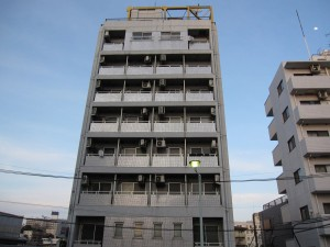 front (ground floor is not shown)