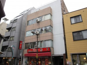 2-min walk from JR Nippori station