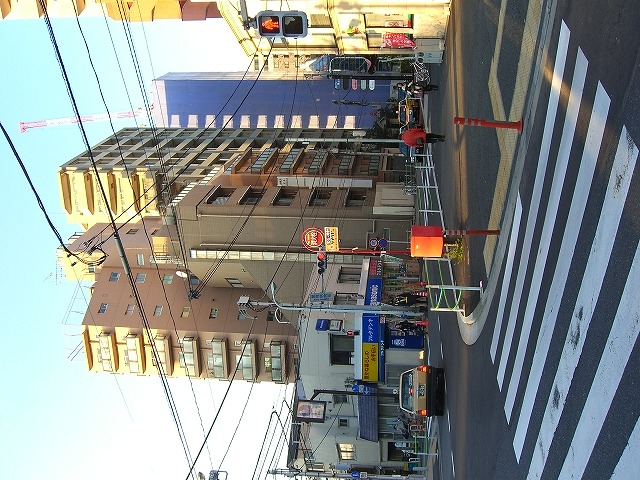 a building in-between Roppongi and Hiroo