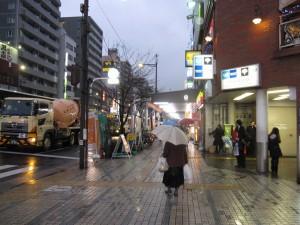 neighborhood - Tokyo Metro Monzennakacho station