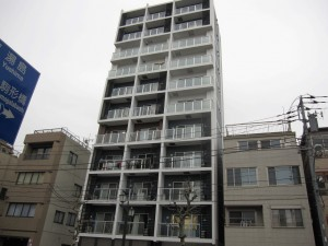a new investment property in Ryogoku 2