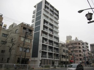 a new investment property in Ryogoku