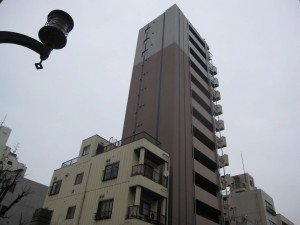a new apartment building for sale in Kameido