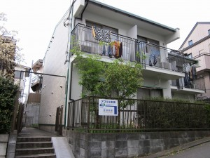 an investment property in Ikuta (Kawasaki city)