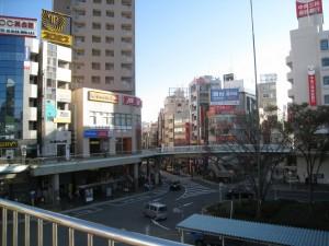 aroud the nearest Station(Fujisawa Station)